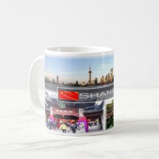 China - Shanghai - Coffee Mug