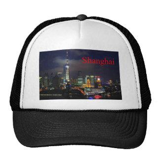 china shanghai (St.K) Cap