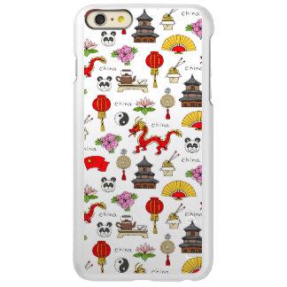 China Symbols Pattern