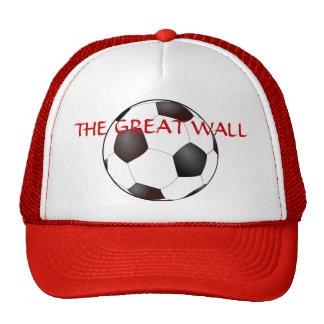 "China ""The Great Wall"" Trucker Hats"