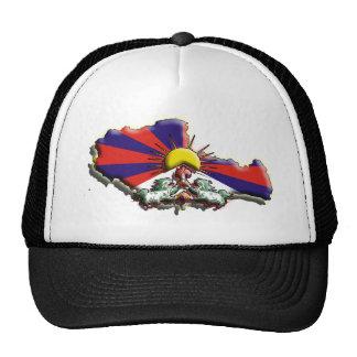 China: Tibet (3d) Cap