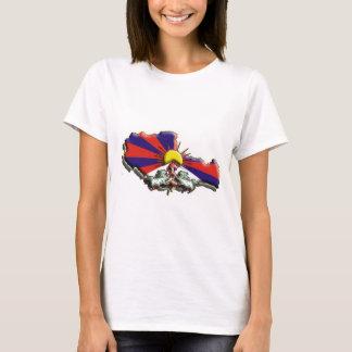 China: Tibet (3d) T-Shirt