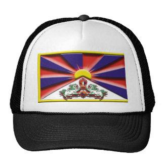China: Tibet (artist flag) Cap
