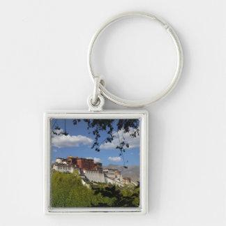 China, Tibet, Lhasa, Potala Palace Key Ring