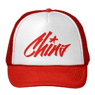 China-Trucker Hat
