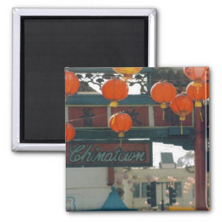 Chinatown- Los Angeles Magnet