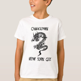 Chinatown New York T-Shirt