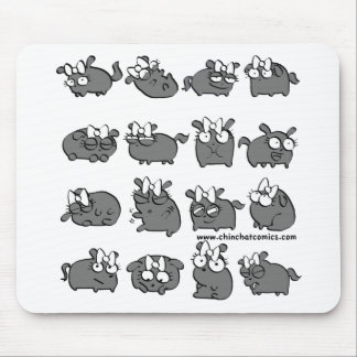 ChinChatcomics Original Rolo Mouse Pad