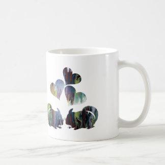 Chinchilla Art Coffee Mug