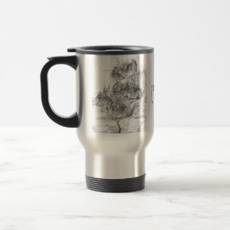 Chinchilla Cavalry Travel Mug