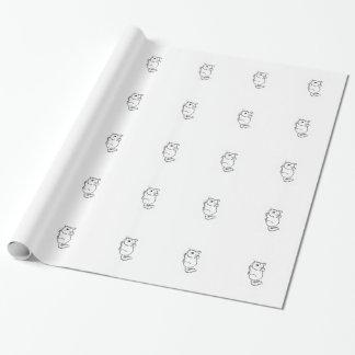 Chinchilla Wrapping Paper