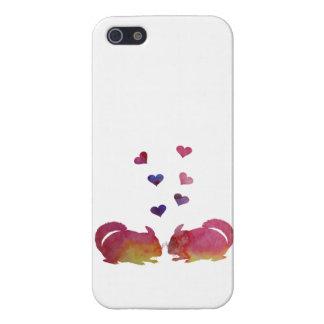 Chinchillas iPhone 5/5S Case