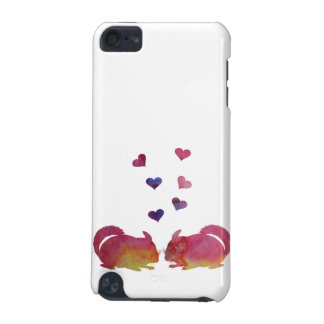 Chinchillas iPod Touch (5th Generation) Case