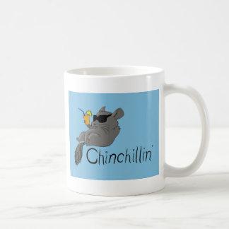 chinchillin coffee mug