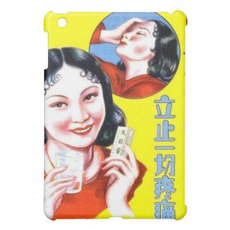 CHINESE ASPIRIN ADVERTISEMENT I PAD COVER iPad MINI COVER