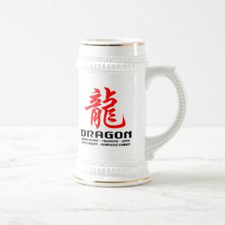 Chinese Astrology Dragon Mug