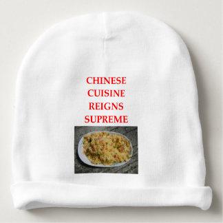 CHINESE BABY BEANIE