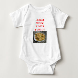 CHINESE BABY BODYSUIT