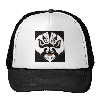Chinese Beijing Opera China Japan Japanese Mask Mesh Hat