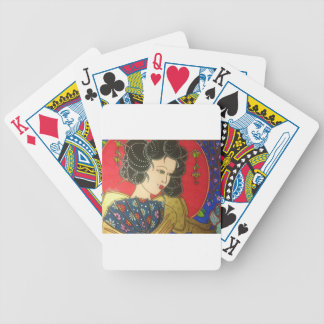 Chinese Bicycle Playing Cards