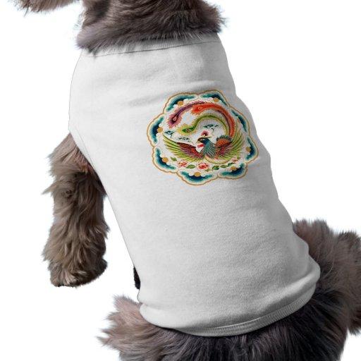 Chinese bird Chinese bird Pet T-shirt