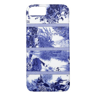 Chinese Blue and White Porcelain iPhone 8/7 Case