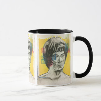 Chinese Boxer Art Mug
