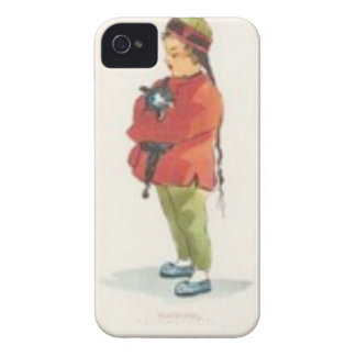 Chinese Boy and Playmate iPhone 4 Cover
