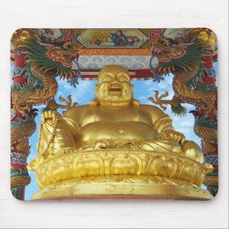 Chinese Buddha Mouse Mats
