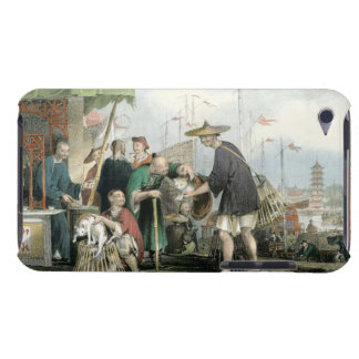 Chinese Cat Merchants, from 'China in a Series of iPod Case-Mate Case