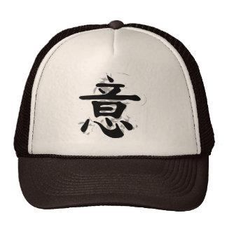 Chinese Character: Idea Cap