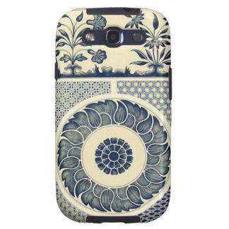 Chinese circle pattern Samsung Galaxy case Samsung Galaxy S3 Cover