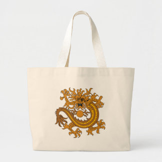 Chinese Coat of Arms (18th Century) Tote Bag