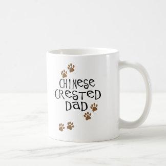 Chinese Crested Dad Coffee Mug