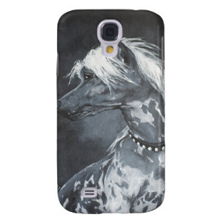 Chinese Crested Galaxy S4 Covers