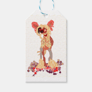 Chinese Crested Gift Tags