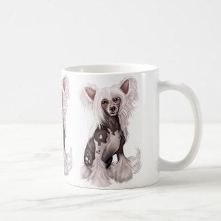 Chinese Crested Hairless Sit Coffee Mug