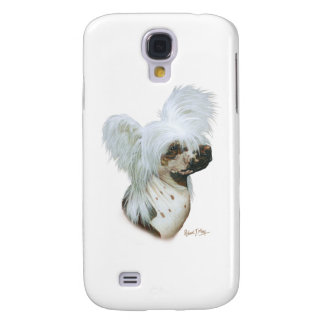 Chinese Crested Samsung Galaxy S4 Case