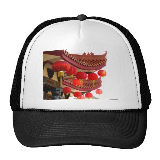 Chinese Decorations Hats
