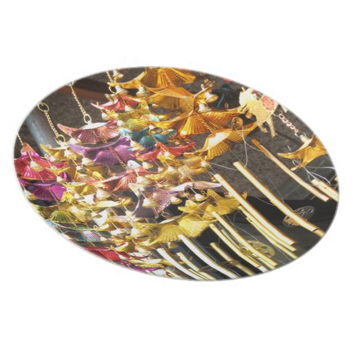 Chinese Decorations Party Plate