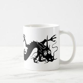 Chinese Dragon (10) Basic White Mug