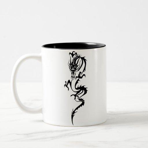 Chinese Dragon (1) Coffee Mugs