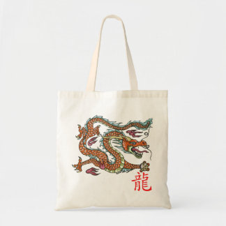 Chinese Dragon Bag