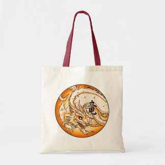Chinese Dragon Budget Tote