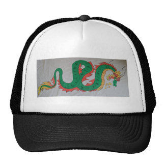 Chinese Dragon Cap