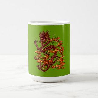 Chinese dragon Chinese dragon Mugs