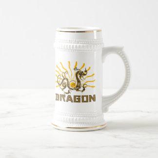 Chinese Dragon Chinese Zodiac Dragon T-Shirt Coffee Mug