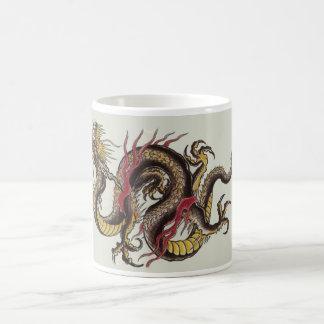 chinese-dragon coffee mug