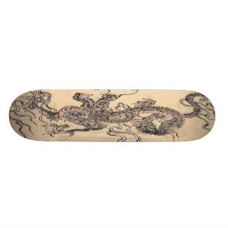 Chinese Dragon Custom Skate Board