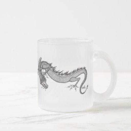 Chinese Dragon | Customizable Mugs